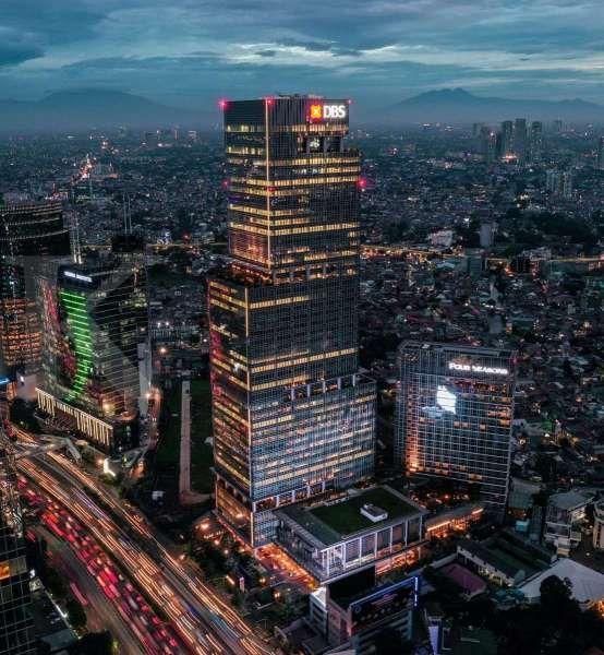 Menara BANK DBS